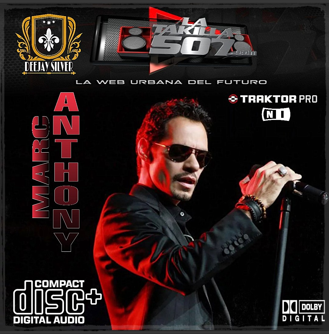 Salsa Sensual Mix - Dj Silver507 (Tributo a Marc Anthony.mp3