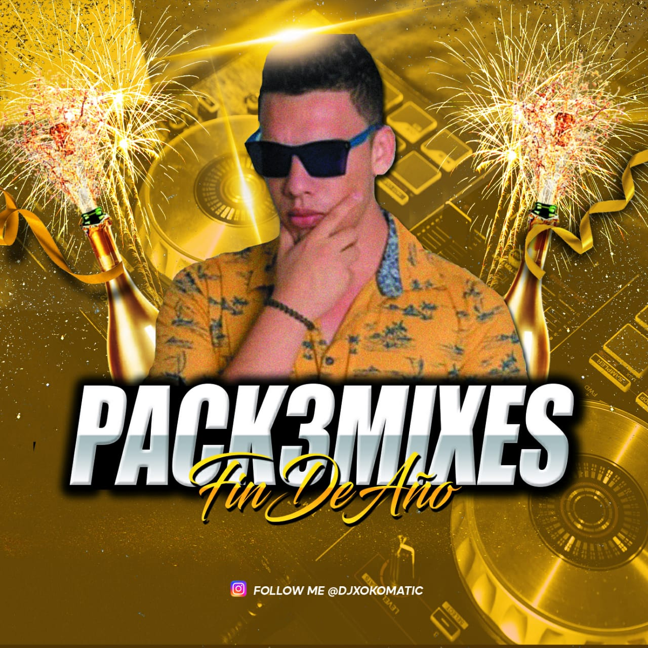 Perreo Vol 2 - Dj Xokomatic.mp3