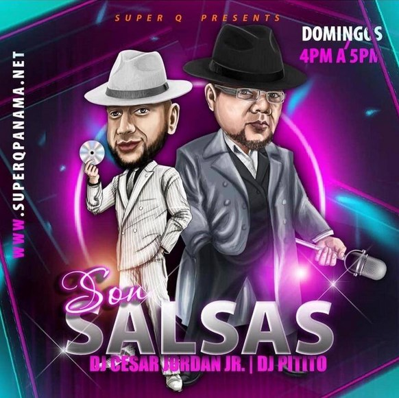 Son Salsas Mix Live 17 Enero - Dj Cesar Jordan Jr Ft Dj Pitito .mp3